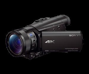 Sony_FDR-AX100