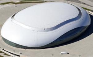 Bolshoy Ice Dome - Courtesy SIC Mostovik