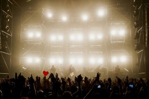 Gabbie di Luce - Showtechies Mondovisione Tour 2014