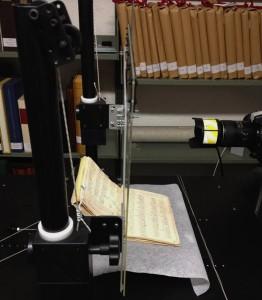 Acquisizione codice Trivulziano di Leonardo