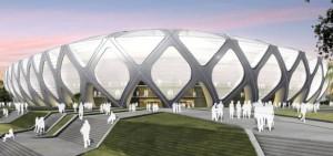 Rendering Arena Amazonia