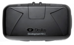 Oculus Kit developer