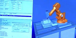 Robot Scultore