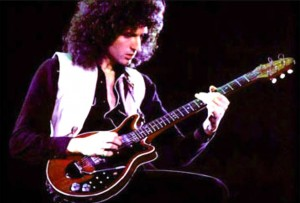 Brian May dei Queen