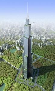 Il progetto del grattacielo più alto al mondo