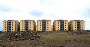Nuove abitazioni in Kenya