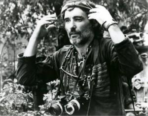 Dennis Hopper con le sue Nikon