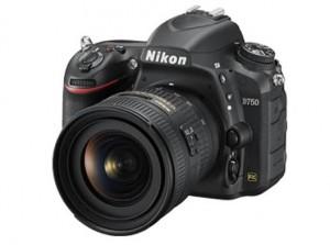 Nikon Full-Frame D750