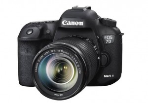 Eos 7D Mark II con 18-135