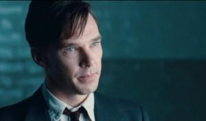 Cumberbatchin Alan Turing