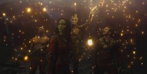 Il gruppo de I Guardiani della Galassia
