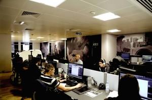 Dipartimento in MPC Londra