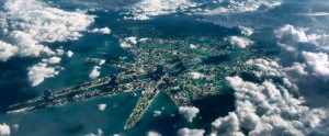 La città isola di Xandar