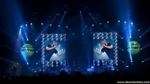 Cremonini sul palco a Torino