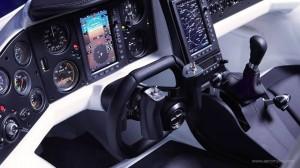 Gli interni dell'AeroMobil 3.0