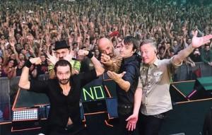 La band dei Subsonica