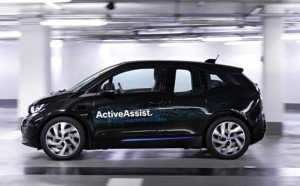 BMW i3 Active Assist