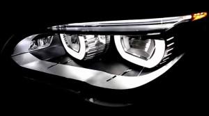 Nuovi fari LED BMW