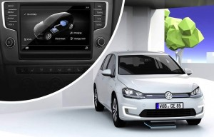 Volkswagen ricarica senza fili