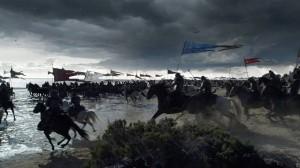 Battaglia sulla spiaggia