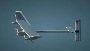 Pannelli solari del Solar Impulse