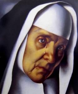 Madre Superiore di Tamara de Lempicka