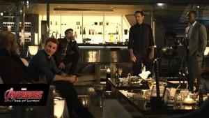 Gli Avengers in abiti civili