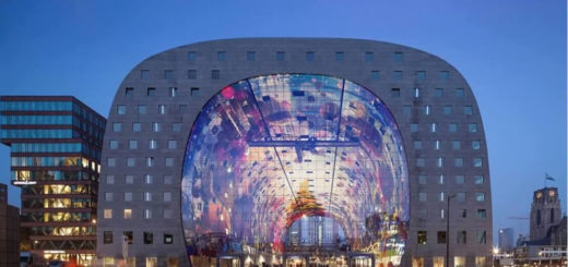 Design of the Year 2015 - Markthal Rotterdam