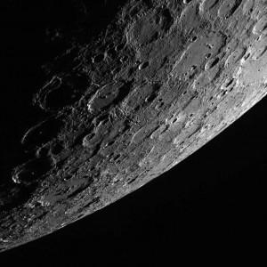 I crateri di Mercurio
