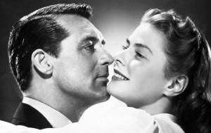 Cary Grant e Ingrid Bergman in Indiscreto