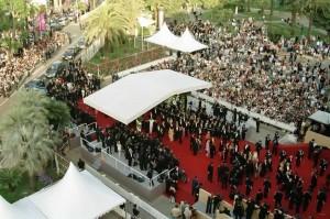 Sfilata sul red carpet Cannes