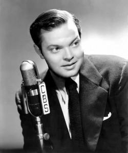 Orson Welles alla radio nel 1941