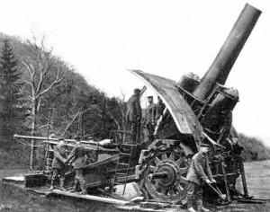 Cannone tedesco Grande Berta