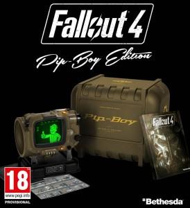 Pip-Boy per Fallout 4