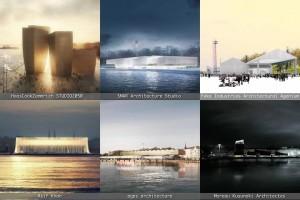 Finalisti Guggenheim Helsinki Design competition