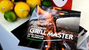 Copertina libro Diventare Grill Master