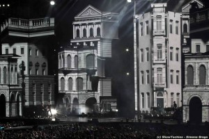 Projection mapping su cubi