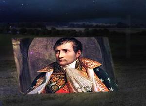 Proiezione di Napoleone