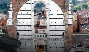 Il facciatone del Duomo Nuovo