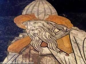 Ermete Trismegisto nel pavimento del Duomo