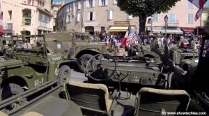 Jeep parabrezza inclinato