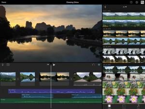 Editing video 4k
