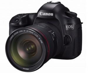 Canon Eos da 120 MP