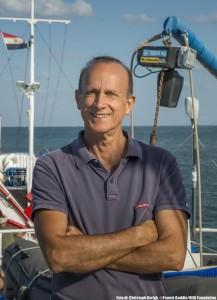 L'archeologo subacqueo Franck Goddio