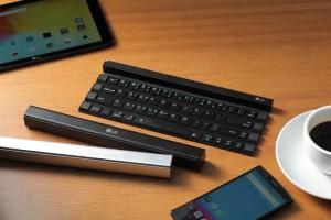 LG tastiera pieghevole