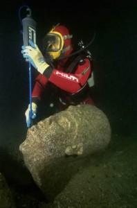 Misurazioni subacquee
