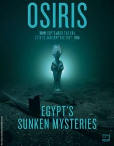 Mostra Parigi Osiride i tesori sommersi d'Egitto