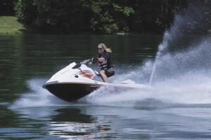 Moto d'acqua Yamaha V1Sport