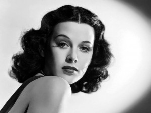Hedy Lamarr attrice ed inventrice
