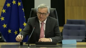 Jean-Claude Juncker presidente Commissione Europea
